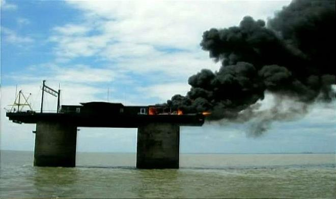 Sealand & The Great Fire