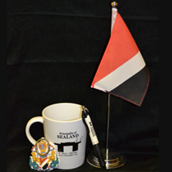sealand flag set