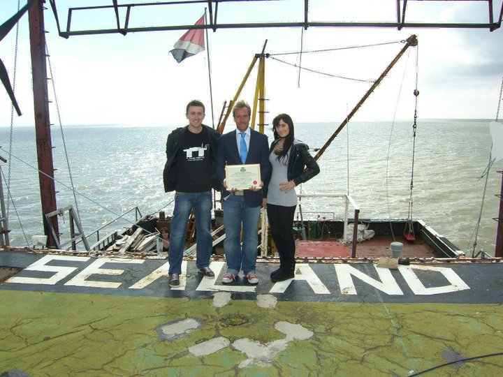 The One Show with Sealand